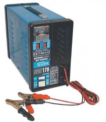 Nabíječka baterií, autonabíječka Start 170, Gude
