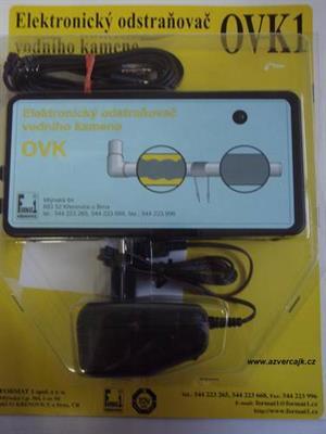 OVK1 - OVK1 Odstraňovač vodního kamene pro potrubí do 1 coulu