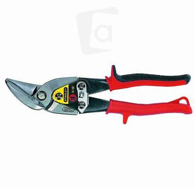 Nůžky na plech STANLEY levé vyhnuté 2-14-567