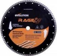 Diamantový kotouč pro RAGE 2 na stavební materialy