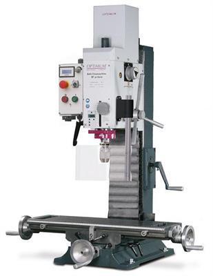 Vrtačko-frézka OPTImill BF 30 Vario / MK3 BOW