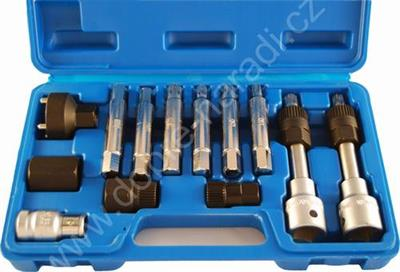 Sada klíčů pro alternátory, klíče pro alternátor 13 dílů
