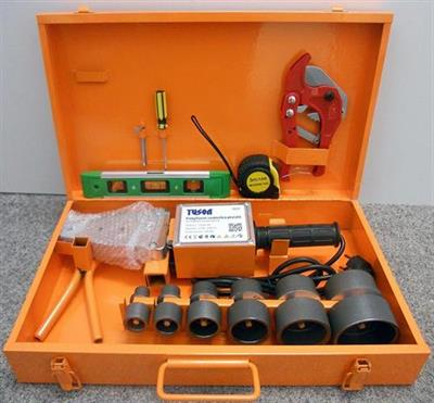 Polyfůzní svářečka na trubky  Tuson POLY 01 1500W