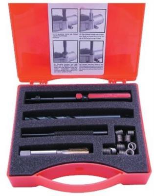Závitová vložka pro opravu stržených závitů Sada M3 x 0,50