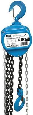 Řetězový kladkostroj 1000 kg, Güde