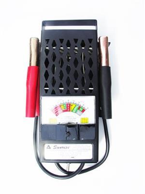Zkoušečka akumulátorových baterií - testovací napětí 6/12 V, AIP1305