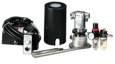 Pneumatický upínač nástrojů ISO 40 BOW