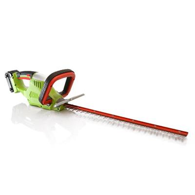Akumulátorové plotové nůžky  HS 510/18 Set, GÜDE