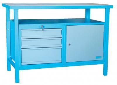 Pracovní stůl P 1200 SLT, GÜDE