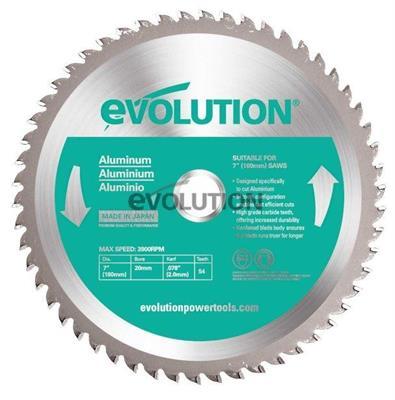 Kopie - Pilový kotouč Evolution hliník 180x20mm