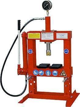 Hydraulický lis SD0802-CE
