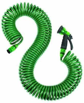 Hadice zahradní spirálová 15m s příslušenstvím