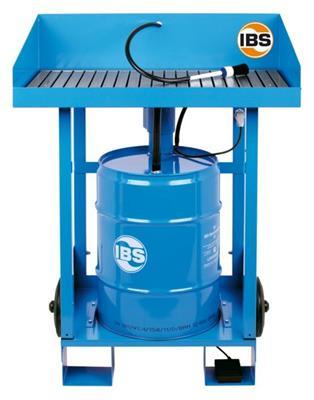 IBS-Mycí stůl typ F2