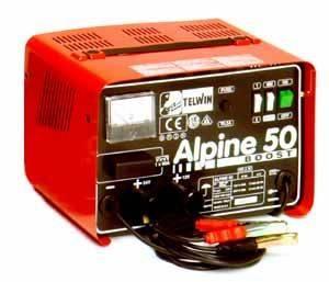 Nabíjecí zdroj ALPINE 50 BOOST