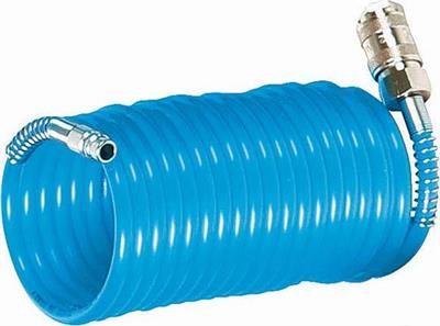 Spirálová polyuretanová hadice 7,5 m, Ø 6 mm, 10 bar BOW