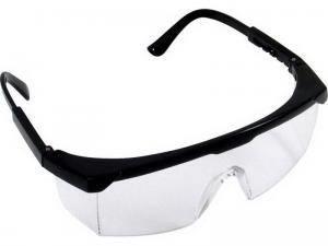 Ochranné brýle čiré, nastav. nožky