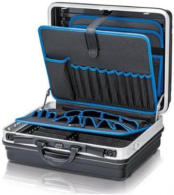 Kufr na nářadí, prázdný Knipex