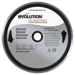 Pilový kotouč Evolution diamant 355x25mm