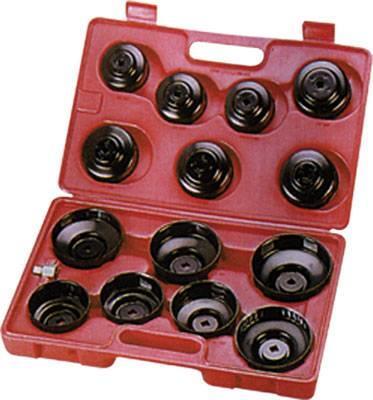 Sada miskovitých klíčů na olejové filtry BST 15 / 096-10015