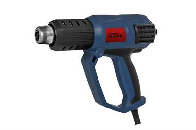 Horkovzdušná pistole  HLG 650-2000 LCD, GÜDE