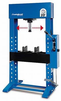 Ruční/nožní hydraulický lis WPP 20 BK BOW