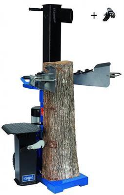 Štípač na dřevo 12t, HL 1200s VARIO, SCHEPPACH + dárek RUKAVICE ZDARMA