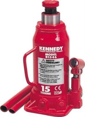 Hydraulický zvedák KENNEDY B1546 (hever,panenka) 15t/460mm KEN-503-5730K