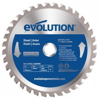 Pilový kotouč Evolution ocel