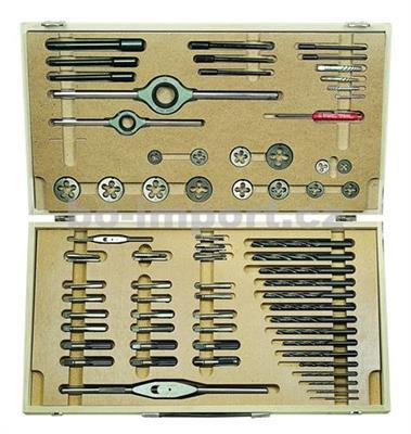 Sada závitníků typ N 3-II NO M4x0,5-M14x1,5
