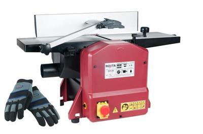 ROXTA RHP-200 hoblovka s protahem 204mm + rukavice NAREX
