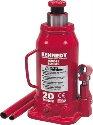 Hydraulický zvedák KENNEDY B245 (hever,panenka) 20t/452mm KEN-503-5750K