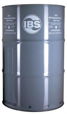 IBS-Čisticí kapalina 100 Plus 200 litrů