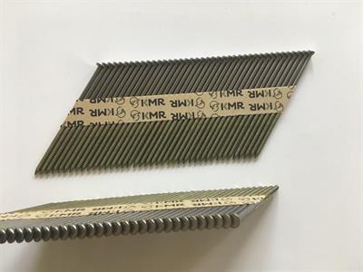 konvexní hřebíky do hřebíkovačky 90mm D34 3,1x90 KMR