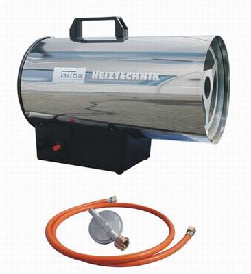 Plynová horkovzdušná turbína GGH 10 INOX