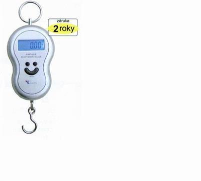 Digitální závěsná váha KYPS 0-40kg