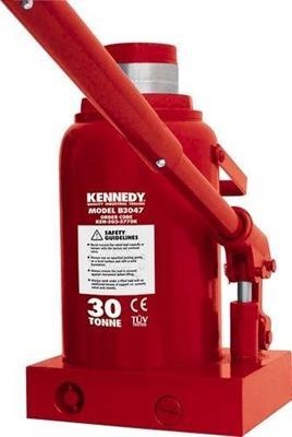 Hydraulický zvedák KENNEDY B3047 (hever,panenka) 30t/475mm KEN-503-5770K