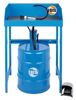 IBS-Mycí stůl typ BK-50