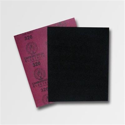 Smirkové plátno v archu 230x280mm P120