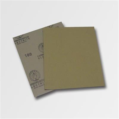 Smirkový  papír v archu 230x280mm P150