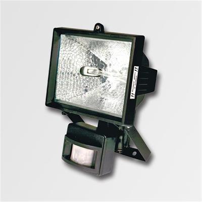 Reflektor 500W černý s PI