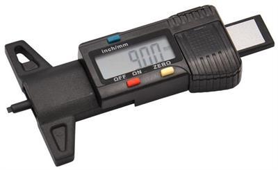 Digitální měřič hloubky profilu pneumatik DTDG