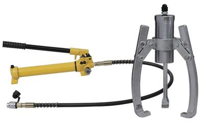 Dvou- nebo tříramenný hydraulický stahovák HHL-50F