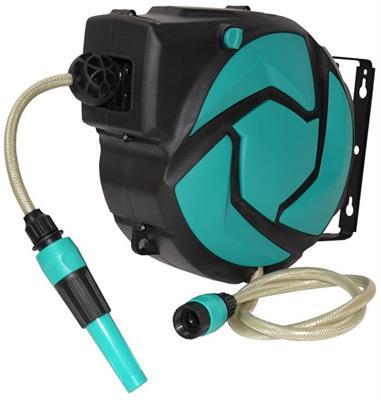 Automatický hadicový naviják / buben s hadicí na vodu 10 m W-10CZ