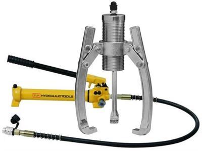 Dvou- nebo tříramenný hydraulický stahovák HHL-10F