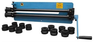 Signovačka / obrubovací stroj ruční RM18S