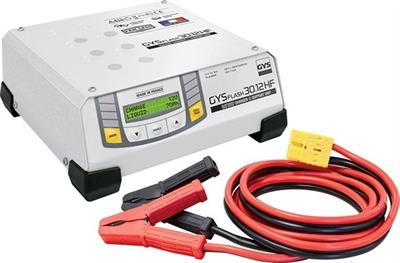 Invertorová automatická nabíječka baterií GYSFLASH 30-12 HF