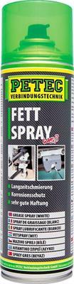 PETEC 70250 Bílé mazivo s dlouhodobým účinkem ve spreji