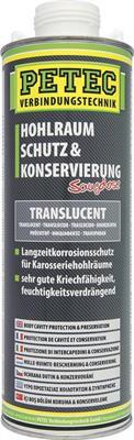 PETEC 73510 Parafinový vosk pro ochranu karosérií, 1000 ml