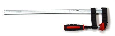 Svěrka F truhlářská/stolařská kovová 86150 / 300 x 50 mm