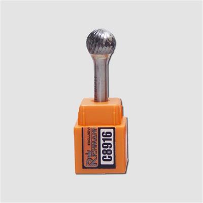 Kolíková fréza do kovu koule 8x7mm